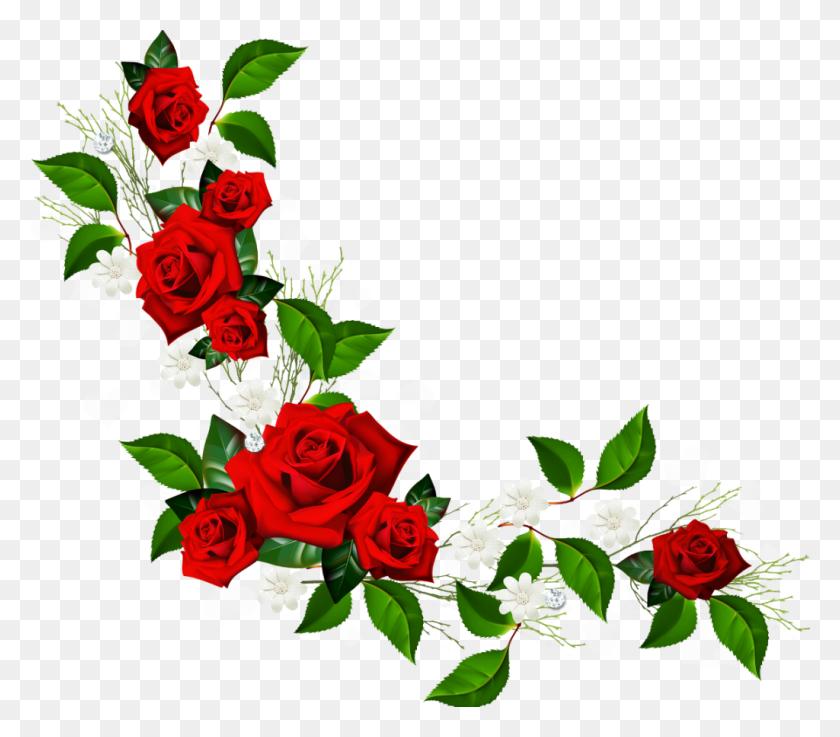 Free Flower Borders Flower Border Clipart - Spring Flower Border Clipart