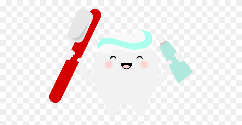 Free For Silhouette Kawaii Tooth Kawaii Cuteness - Tooth Outline Clipart