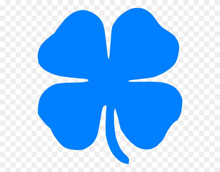 Free Four Leaf Clover Clip Art - Lucky Clipart