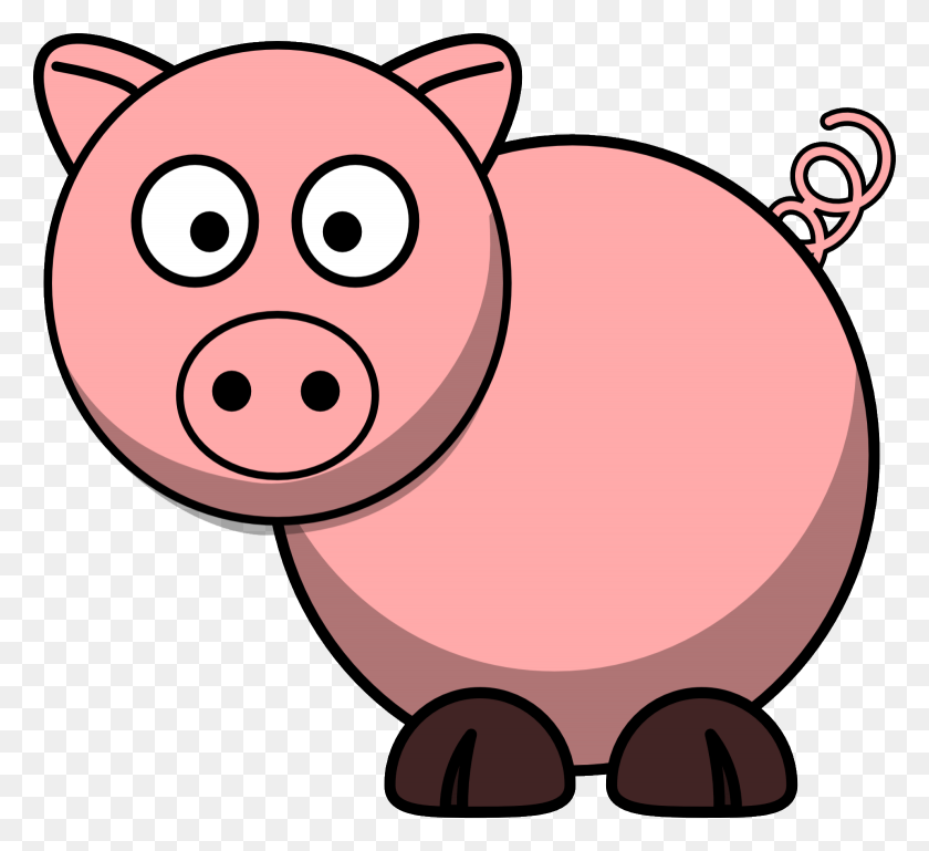 Free Free Pig Clipart Download Free Clip Art Free Clip Art - Pig Clipart