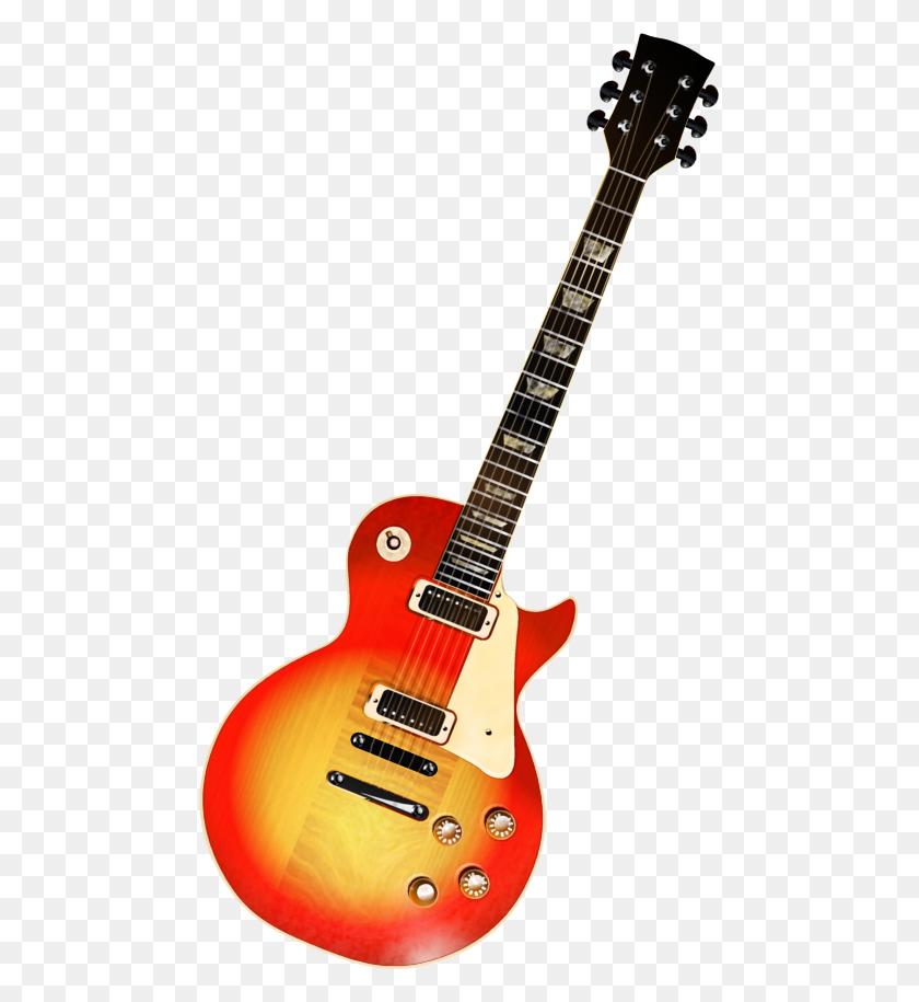 Free Guitar Clip Art Look At Guitar Clip Art Clip Art Images - Bass Guitar Clipart Black And White