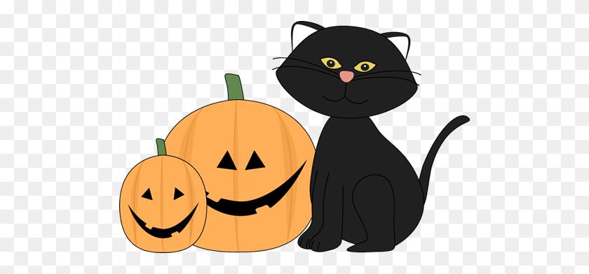 Free Halloween Cat Clip Art Fun For Christmas Halloween - Halloween Clipart Free