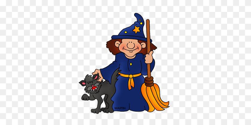 Free Halloween Costumes Clip Art - Magician Clipart Free