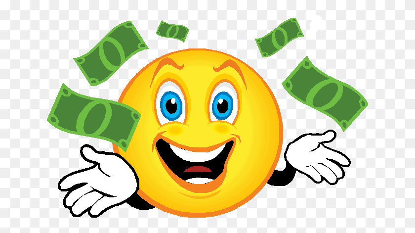 Smiley Face Clip Art Image