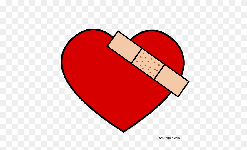 450x450 Free Heart Clip Art Images And Graphics - Free Emoji Clipart