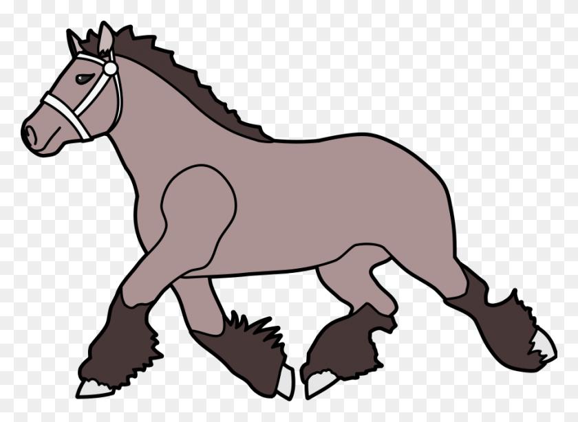 Free Horse Clipart - Carousel Horse Clipart