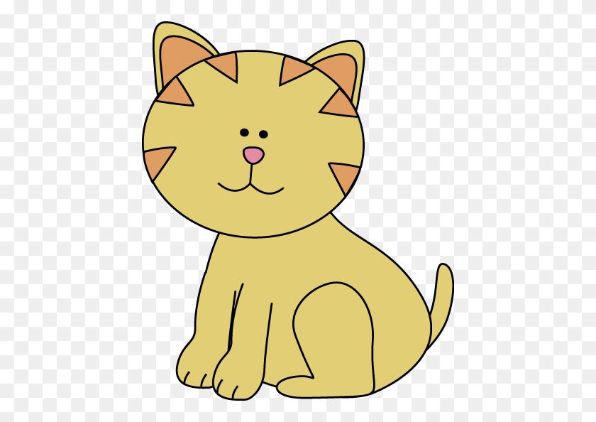 Free Kitten Clipart Preschool Kitten Kittens, Cats - Simple Cat Clipart
