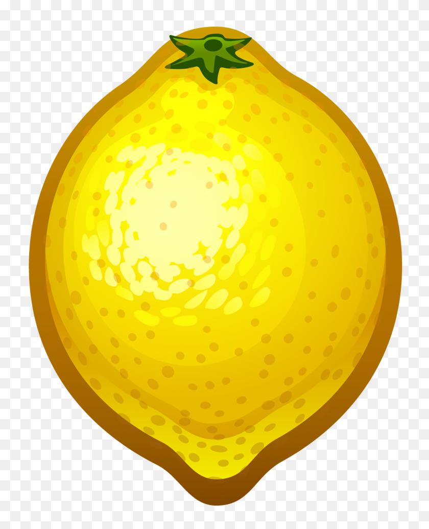 Free Lemon Clip Art Pictures Clipartix - Pear Clipart
