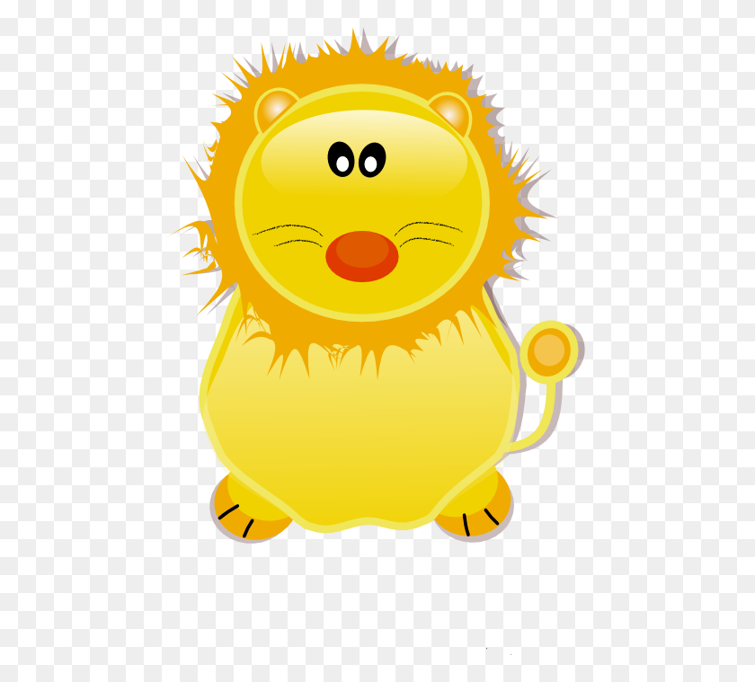 Free Lion Clipart And Animations - Whatever Clipart
