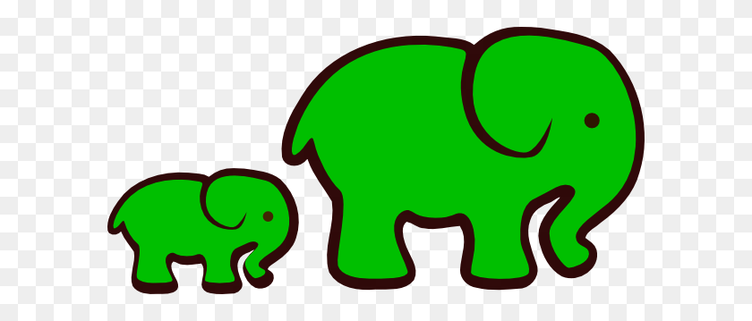 Free Mom And Baby Elephant Clipart All About Clipart - Mom And Baby Elephant Clipart