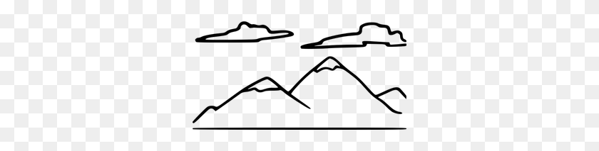 Free Mountain Vector Clipart Mountain Outline Png Stunning Free Transparent Png Clipart Images Free Download