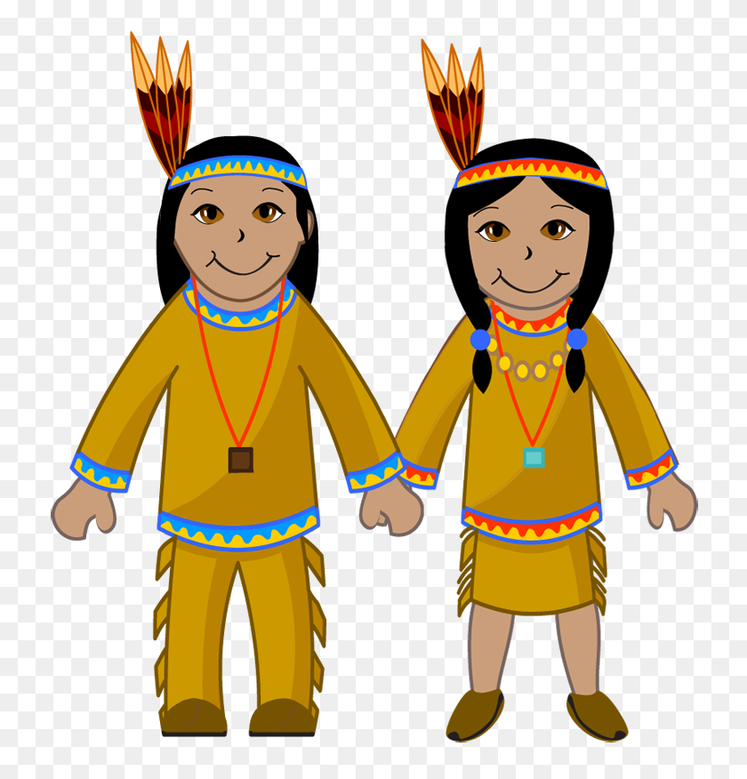 Free Native American Clipart The Cliparts Deby - Native American Clipart