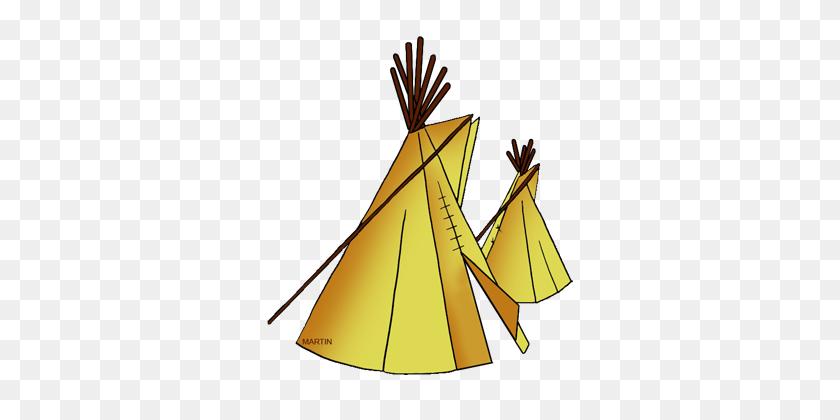 Free Native Americans Clip Art - Native American Clipart