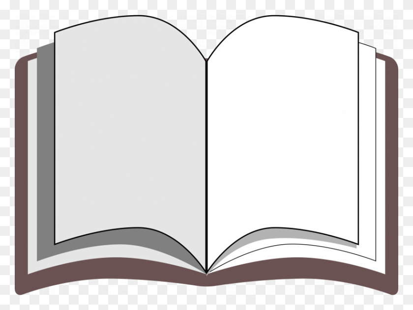 Free Open Book Clipart Open Book Clipart - Open Book Clip Art