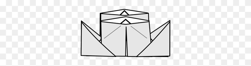Free Origami Crane Vector - Origami Crane Clipart