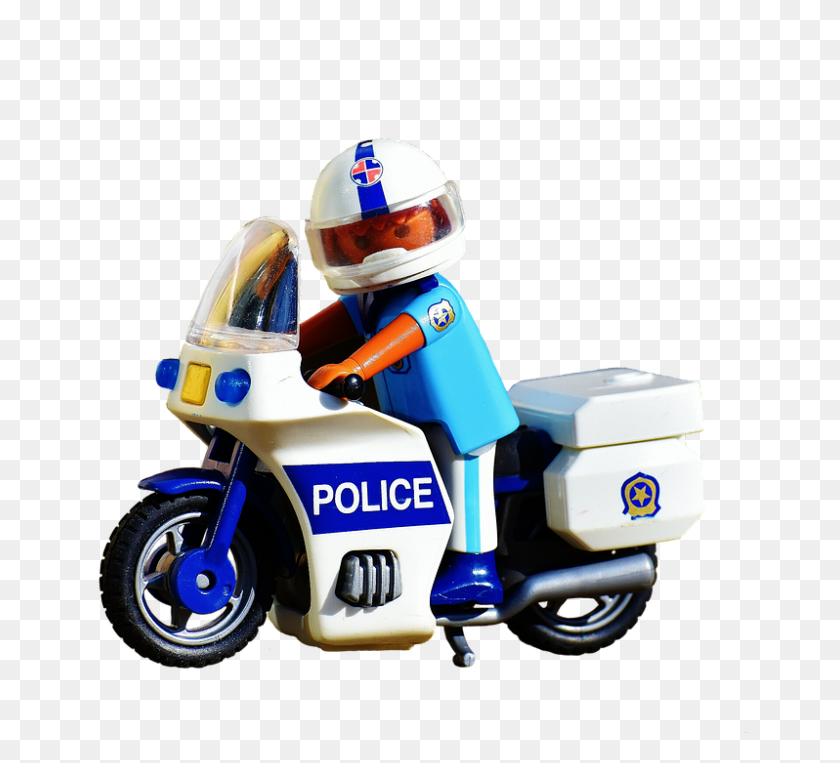Free Photo Police Cop Two Wheeled Vehicle Motorcycle Control - Cop PNG