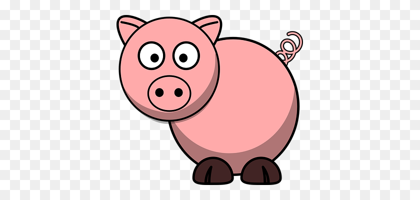 Free Pig Clip Art From Pigs - Pig Pen Clipart