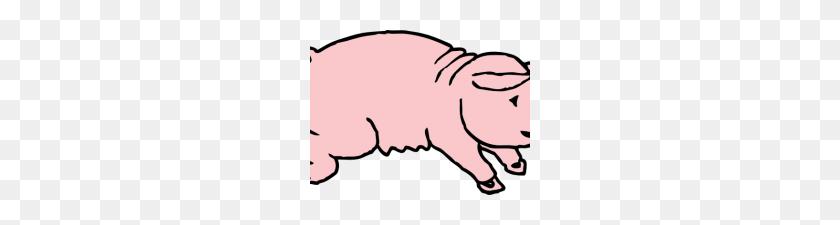 Free Pig Clipart Pig Clip Art Cartoon - Muddy Pig Clipart