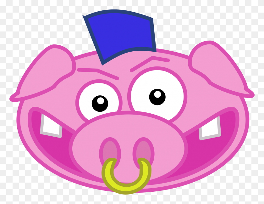 Free Pigs Clipart And Vector Images - Pig Image Clipart