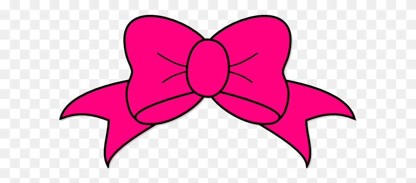 Free Pink Ribbon Clip Art - Pink Banner Clipart