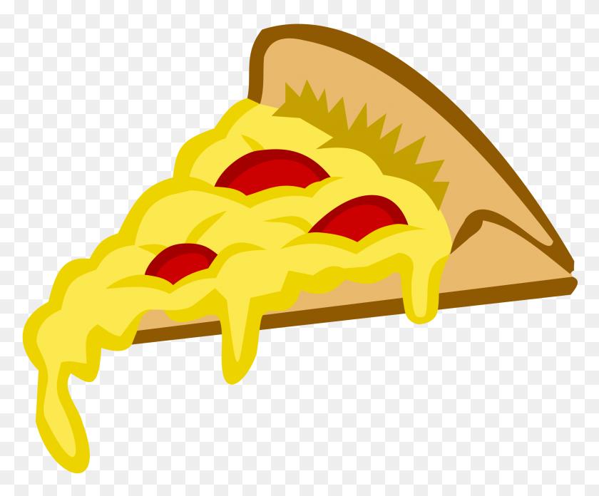 Free Pizza Box Clipart - Calm Body Clipart
