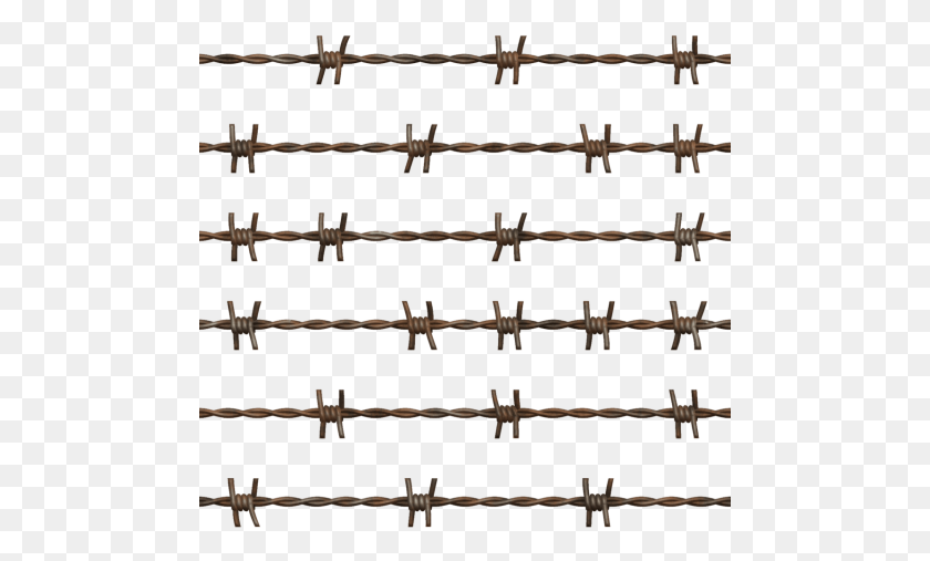 Free Png Barbwire Png Images Transparent - Wire Fence PNG