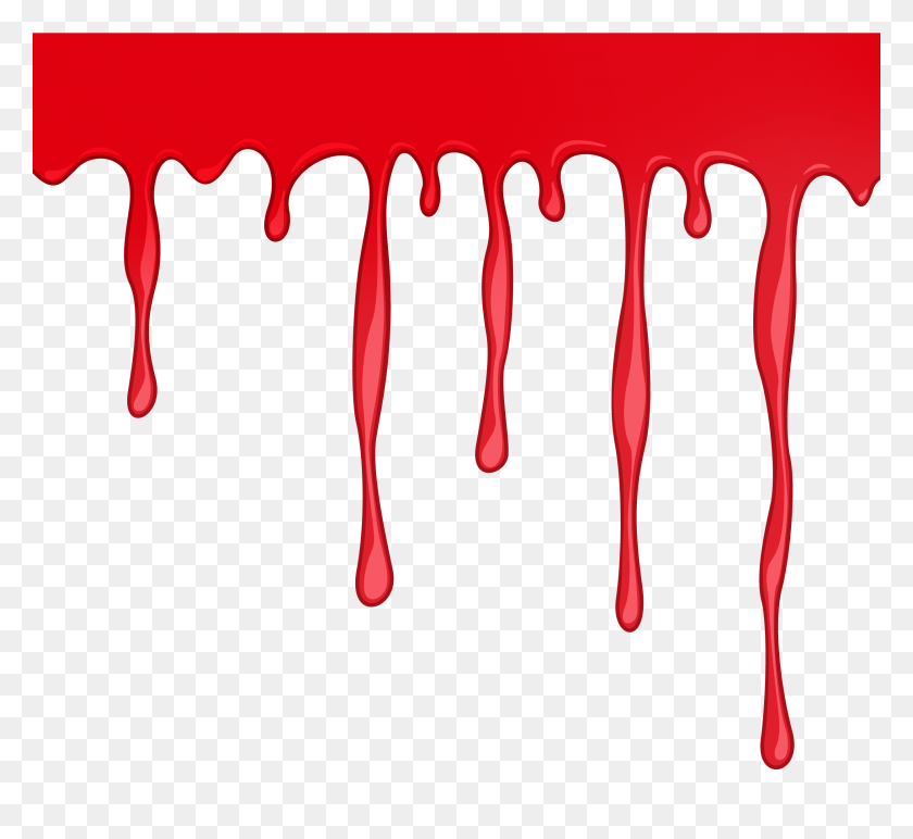 Free Png Blood Drip Download - Red Paint PNG
