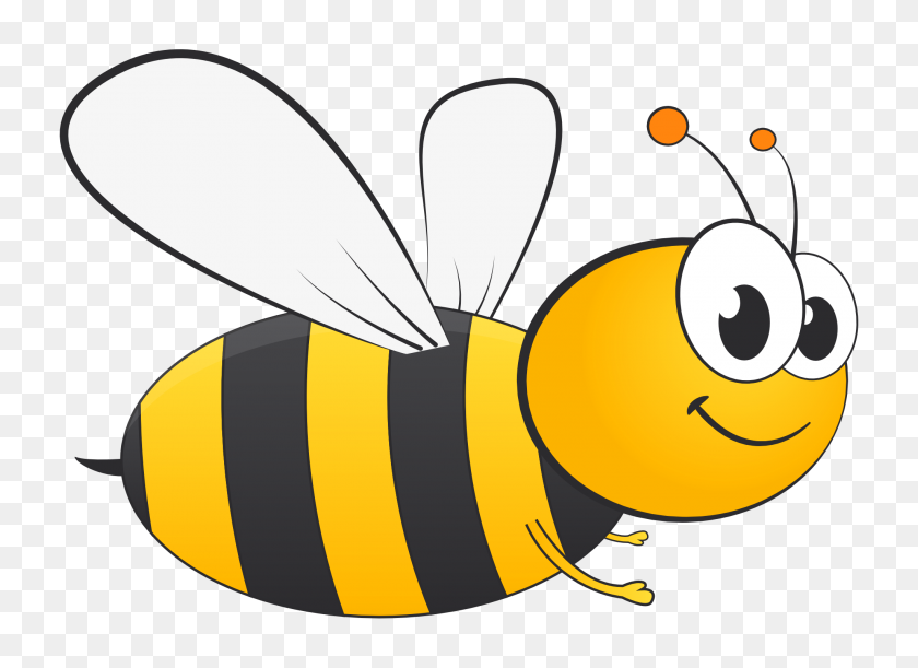 Free Png Honey Bee Transparent Honey Bee Images - Cartoon Bee PNG