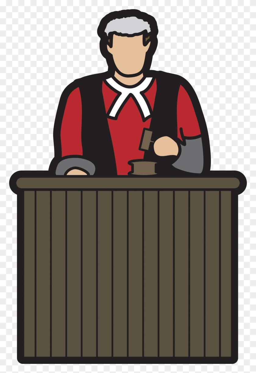 Free Png Judge Transparent Judge Images - Court PNG