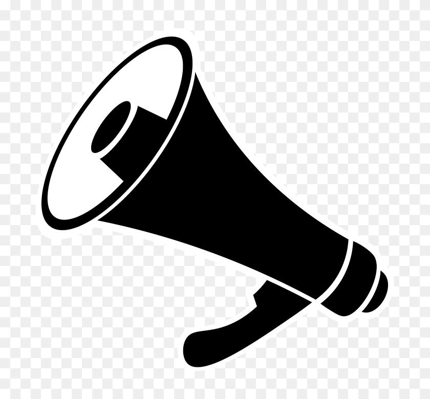 Free Png Megaphone Announcement Transparent Megaphone Announcement - Raining Money Clipart