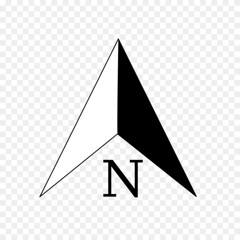 Free Png North Arrow Transparent North Arrow Images - North Arrow PNG