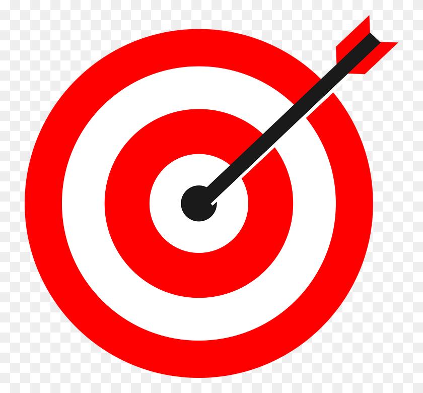 Free Png Target Bullseye Transparent Target Bullseye Images - Objective Clipart