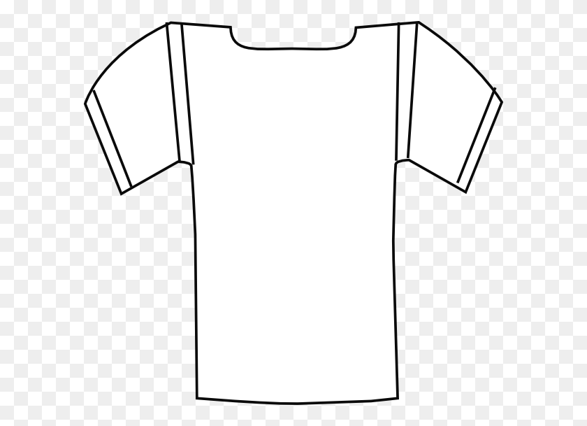 600x549 Free Printable Football Jersey Template Group With Items - T Shirt Template PNG