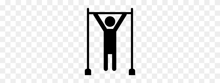 Free Pull, Up, Exercise, Gym, Workout, Fitness, Helth Icon - Workout PNG