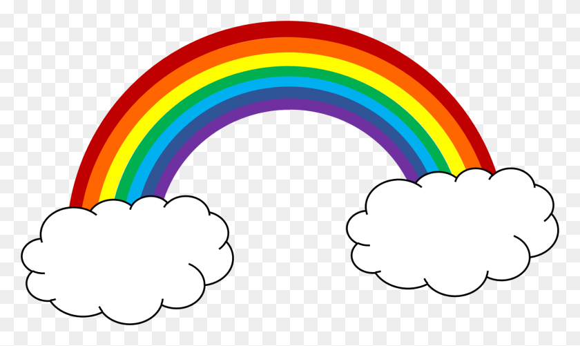 Free Rainbow Clipart - Fighting Irish Clipart