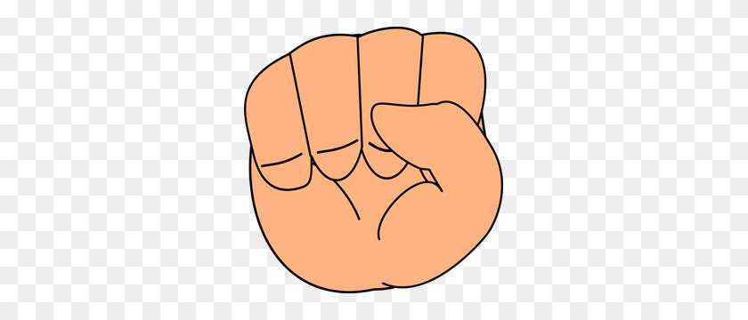 Free Raised Fist Vector - Raised Fist Clip Art