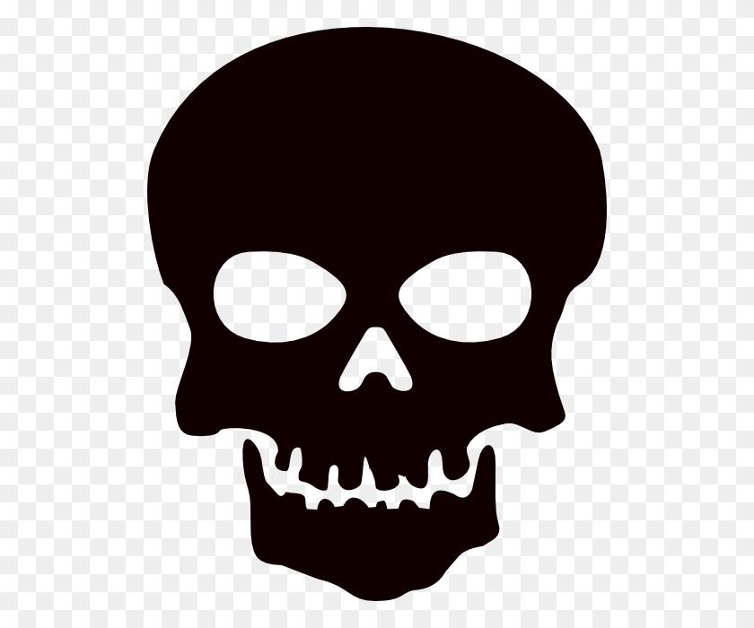 Free Skull Clipart - Human Head Clipart