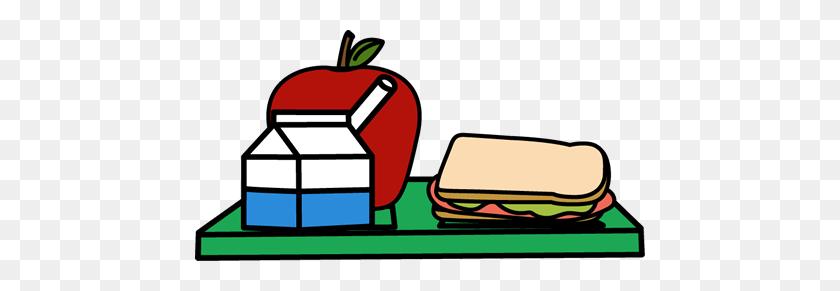 Free Snacks Tray Cliparts - Unhealthy Food Clipart