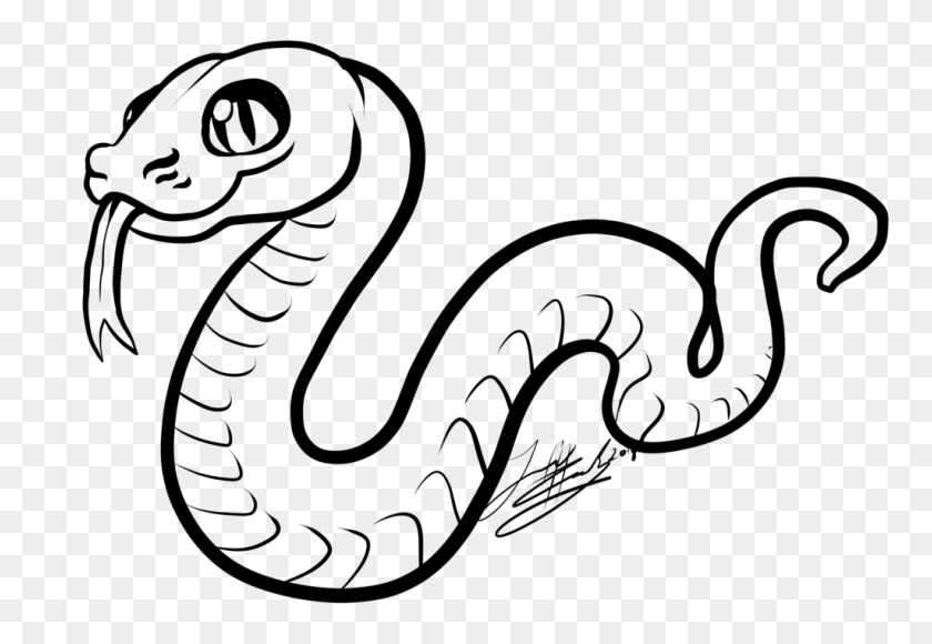 Snake clipart free images 4 - WikiClipArt