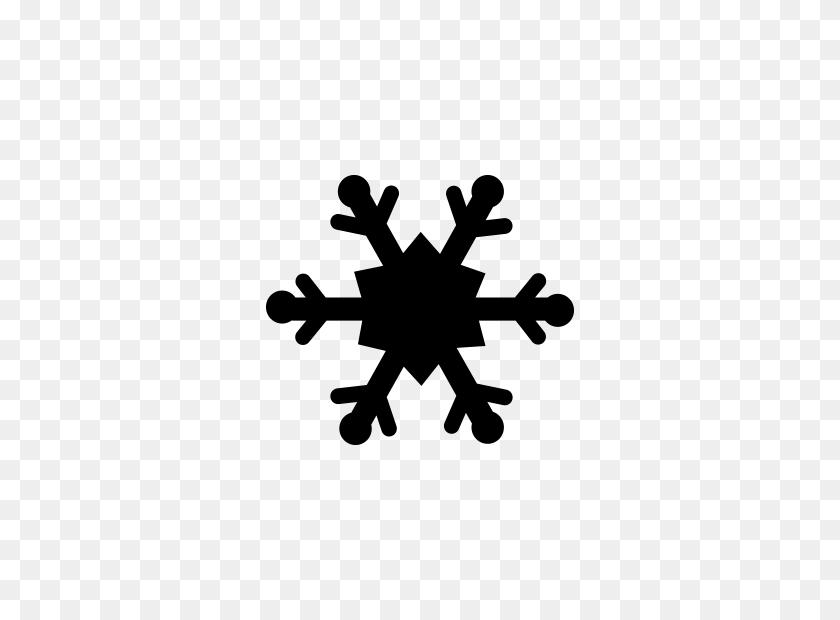 Free Snowflake Icon Png Vector - Snowflake Vector PNG