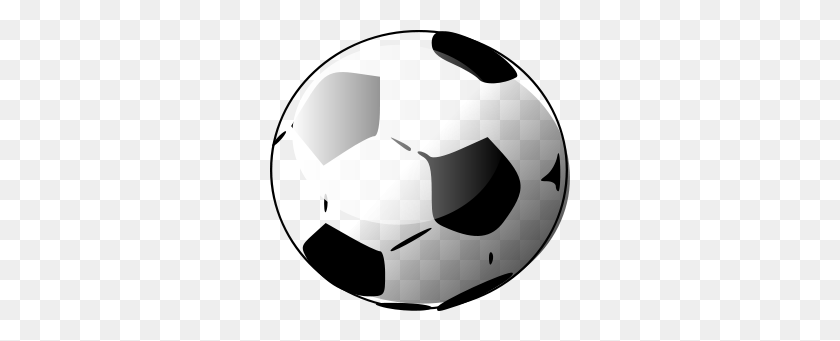 Free Soccer Ball Clipart Png, Soccer Ball Icons - Soccer Ball Clipart Black And White