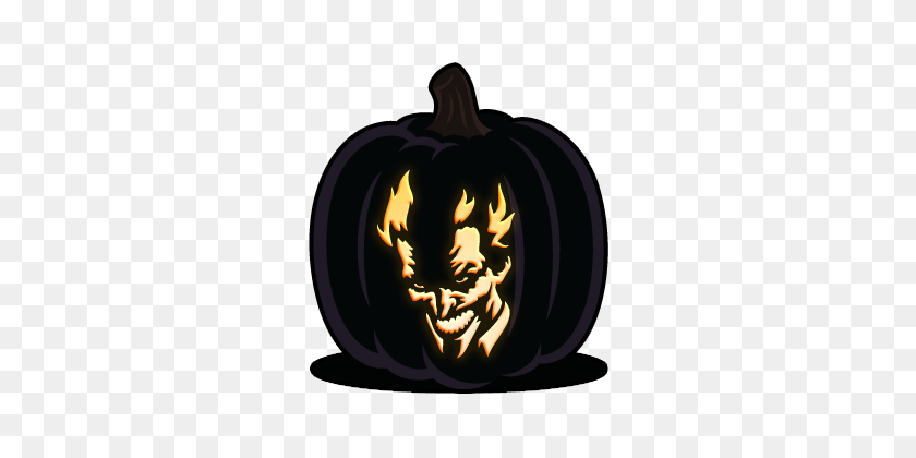 Free Stencils Pumpkin Carving Stencils - Pumpkin Outline Clipart