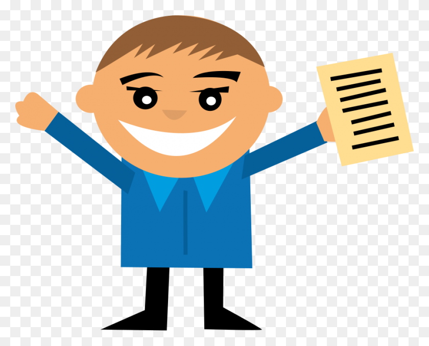 Free Student Clipart - Male Nurse Clipart