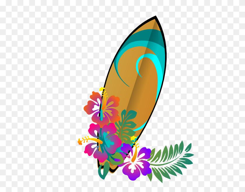 492x597 Free Surfboard Clipart Image Tabla Surf Clip Art - Longboard Clipart