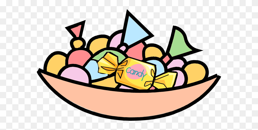 Free Sweets Cliparts - Unhealthy Food Clipart