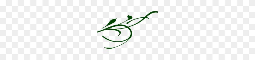 Free Swirls Clipart Green Clip Art Swirls Clipart Png Download - Clip Art Green Swirls