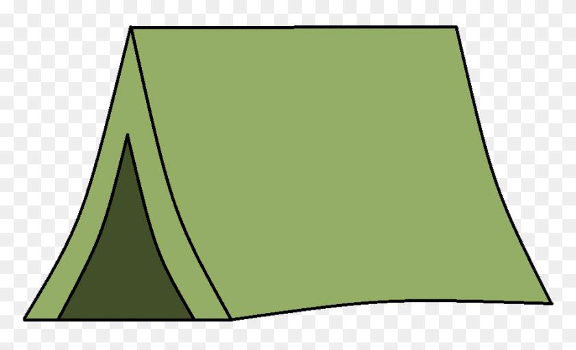 Free Tent Clipart - Campout Clipart
