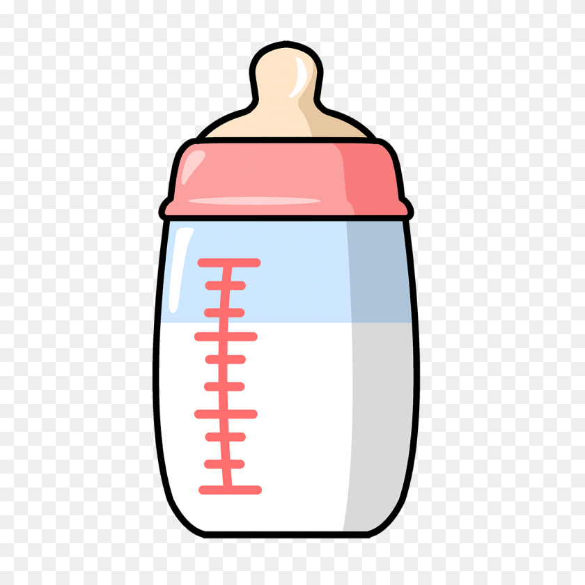 Free To Use - Baby Shower Clip Art Girl