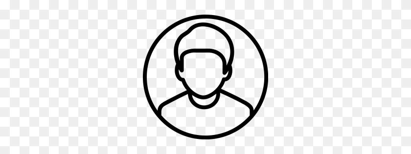 Free User, Account, Profile, Avatar, Person, Student, Male Icon - Male Symbol PNG