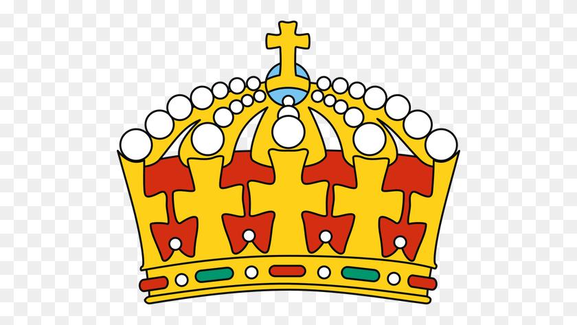 Free Vector King Crown - Crown Silhouette Clip Art